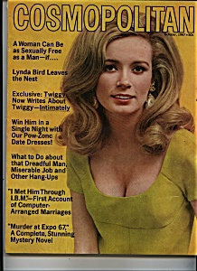 Cosmopolitan Magazine - October 1967 (Image1)