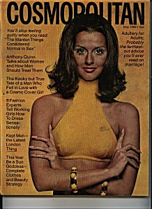 Cosmopolitan  Magazine -- May 1969 (Image1)