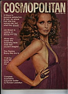 Cosmopolitan Magazine - January 1969 (Image1)