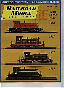 Railroad Model Craftsman - July 1974 (Image1)