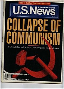 U. S. News & World report - June 19, 1989 (Image1)