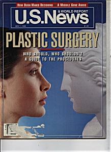 U. S. News & World Report magazine- May 1, 1989 (Image1)