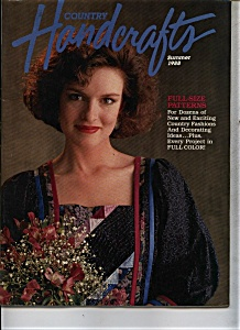 Country Handcrafts  magazine- Summer 1988 (Image1)