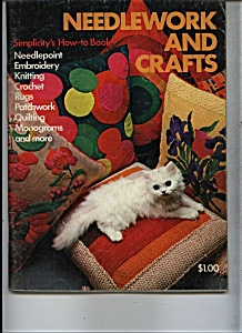 Needlework and Craft magazine - Copyright 1973 (Image1)