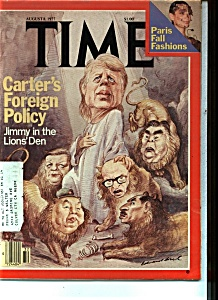 Time Magazine- August 8, 1977 (Image1)