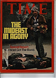 Time Magazine - April 12, 1976