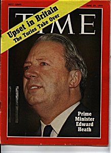 Time Magazine - June 29, 1970