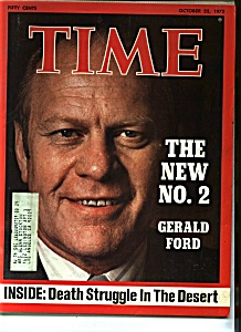 Time Magazineoctober 29,1973