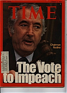 Time Magazine - August 5, 1974 (Image1)