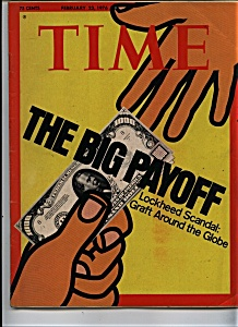 Time Magazine - February 23, 1976 (Image1)