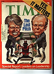 Time Magazine - November 8, 1976 (Image1)