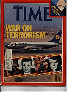 Time Magazine - October 31, 1977 (Image1)