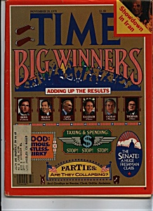 Time Magazine- November 20, 1978 (Image1)