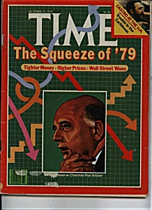 Time Magazine - October 22, 1979
