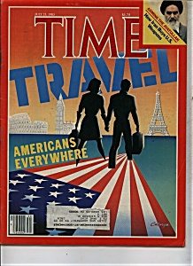Time Magazine - July 25, 1983 (Image1)