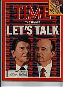 Time Magazine - November 18, 1985 (Image1)