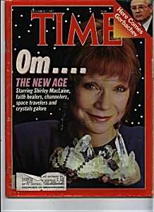 Time Magazine- December 7, 1987 (Image1)