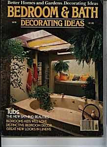 Better Homes & Gardens decorating ideas -  1978 (Image1)