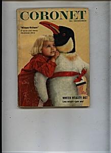 Coronet Magazine - December  1958 (Image1)