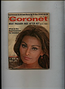 Coronet magazine - March 1967 (Image1)