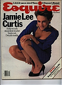 Esquire magazine - July 1985 (Image1)