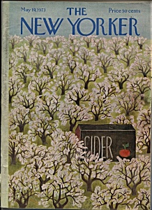 The New Yorker Magazine - May 19, 1973 (Image1)