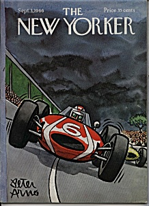 The New Yorker Magazine - Sept. 3, 1966 (Image1)