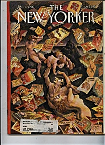 The New Yorker Magazine - October 7, 1996 (Image1)