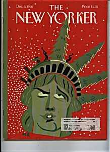 The New Yorker Magazine - Dec. 9, 1996 (Image1)