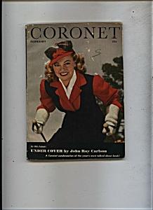 Coronet Magazine - February 1944 (Image1)