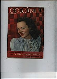 Coronet Magazine- February 1946 (Image1)