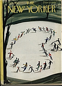 The New Yorker Magazine -  March 1960 (Image1)