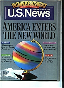 U.S. News & World report magazine - Dec. 26. 1988 (Image1)