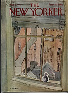 The New Yorker Magazine - March 11, 1974 (Image1)