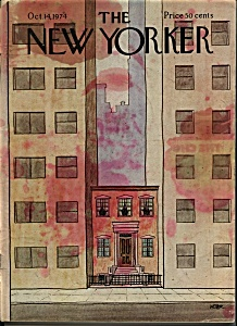 The New Yorker Magazine - October 14, 1974
