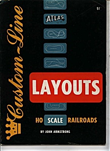 Custom Line - HO scale railroads - Copyright 1957 (Image1)