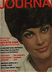 Ladies' Home Journal magazine - May 1967 (Image1)