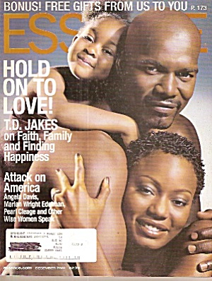 Essence Magazine-   December 2001 (Image1)