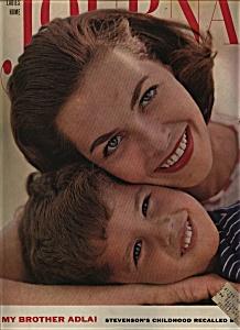 Ladies' Home Journal - October 1955 (Image1)