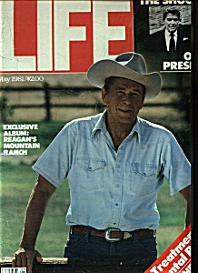 Life Magazine - May 1981 (Image1)