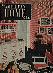 The American Home for July - July 1948 (Image1)