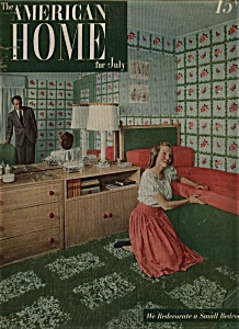 The American Home - July 1947 (Image1)