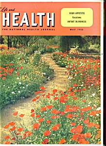 Life and Health magazine - May 1955 (Image1)