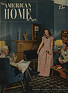 The American Home   - April 1947 (Image1)