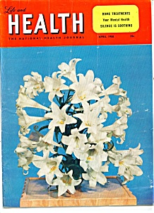 Life and Health magazine- April 1958 (Image1)