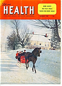 Life and Health magazine - January 1958 (Image1)