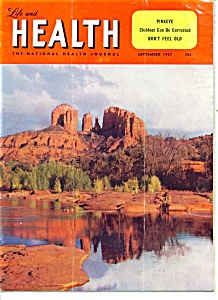 Life and Health magazine- September 1957 (Image1)