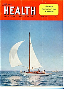 Life and Health magazine - June 1957 (Image1)