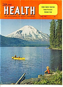 Life and Health magazine- July 1957 (Image1)