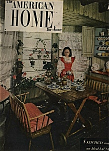 The American Home - June 1947 (Image1)